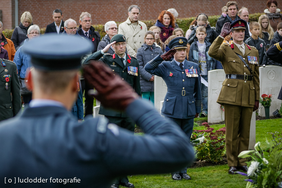 Poppy Day Brunssum 2014
