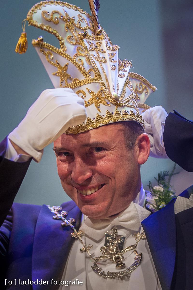Prinsenproclamatie Winkbulle Heerlen - Raoul I