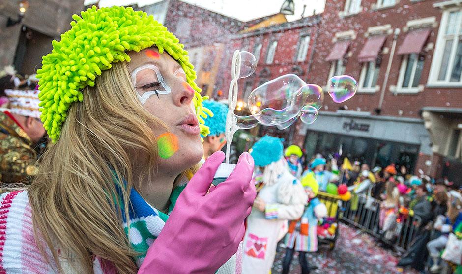 Grote Optocht Heerlen 2016 – Carnaval