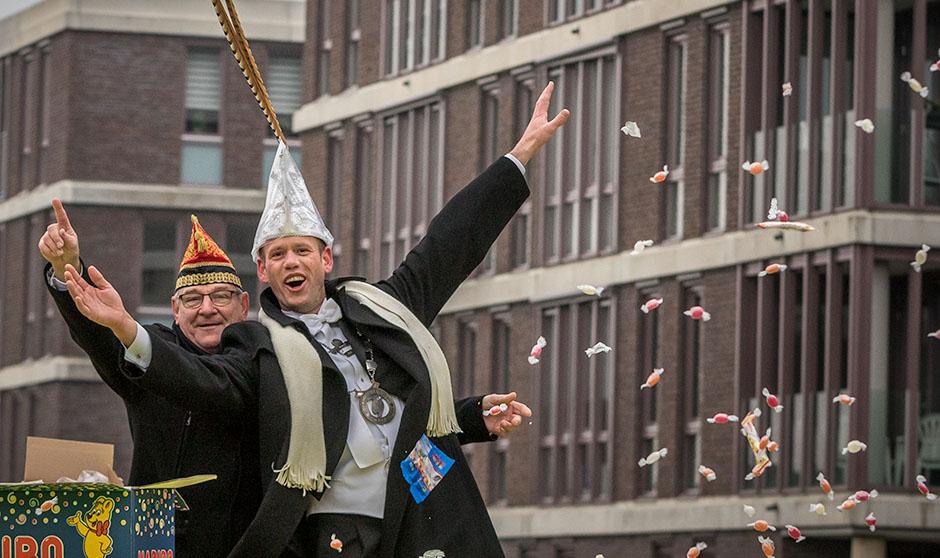 Grote Optocht Heerlerheide 2016 – Carnaval