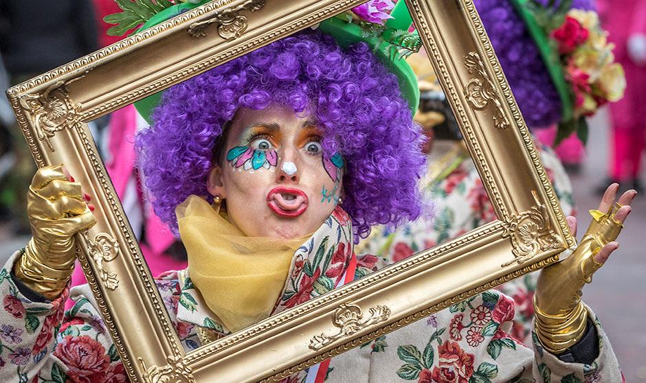 Grote Optocht Kerkrade 2016 – Carnaval