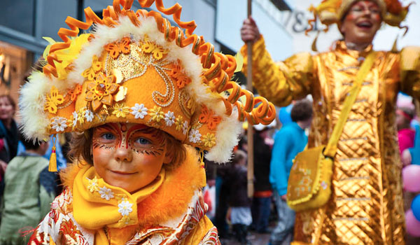 Carnaval Kinderoptocht Heerlen 2012